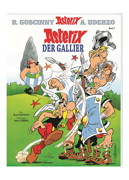 Asterix Nr. 1: Asterix, der Gallier - Softcover