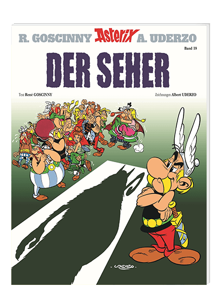 Asterix Nr. 19: Der Seher - Softcover