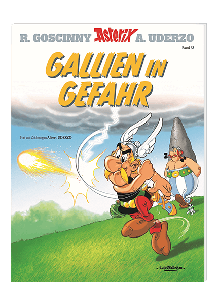 Asterix Nr. 33: Gallien in Gefahr - Softcover