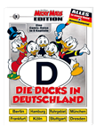 Micky Maus Edition Nr. 1 - Die Ducks in Deutschland