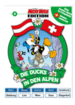 Micky Maus Edition Nr. 2 - Die Ducks in den Alpen