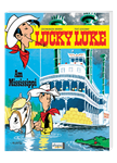 Lucky Luke Nr. 20: Am Mississippi