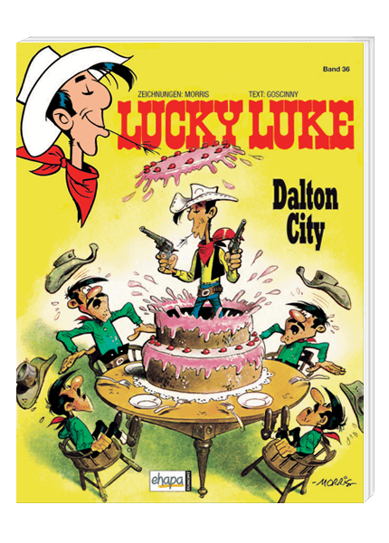 Lucky Luke Nr. 36: Dalton City