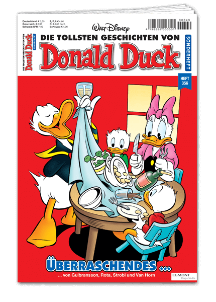 Donald Duck Sonderheft Nr. 356