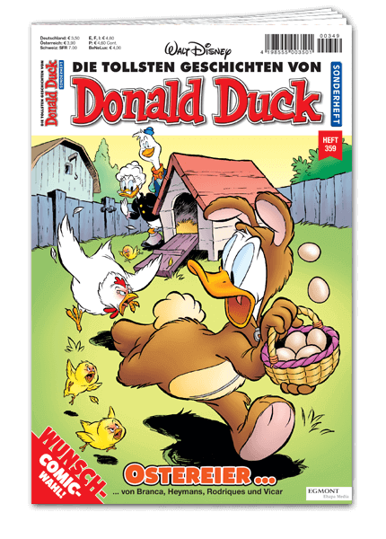 Donald Duck Sonderheft Nr. 359