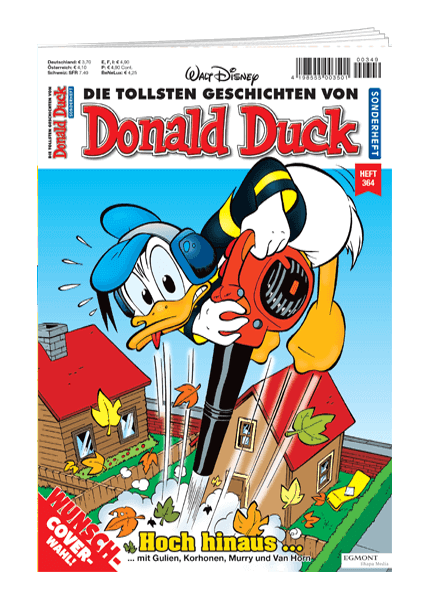 Donald Duck Sonderheft Nr. 364