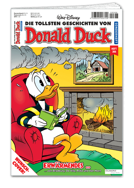 Donald Duck Sonderheft Nr. 366