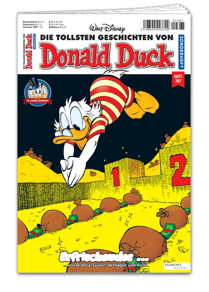 Donald Duck Sonderheft Nr. 367