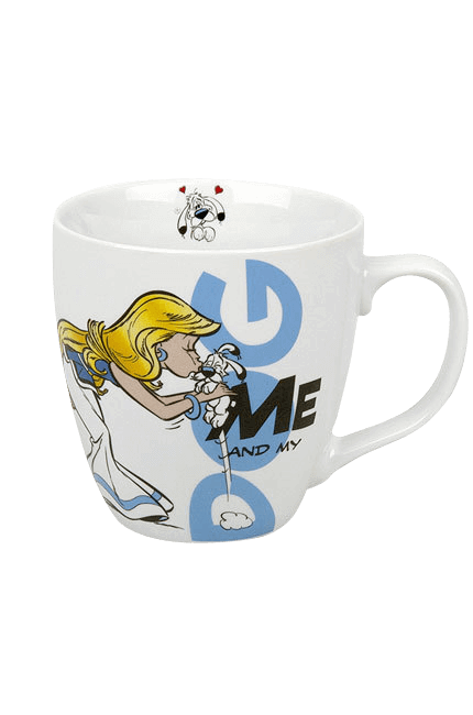 Asterix Tasse - Me and my Dog - Falballa