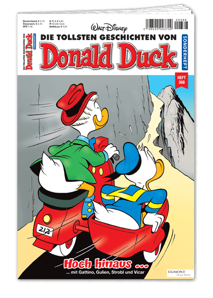 Donald Duck Sonderheft Nr. 368