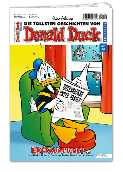 Donald Duck Sonderheft Nr. 369