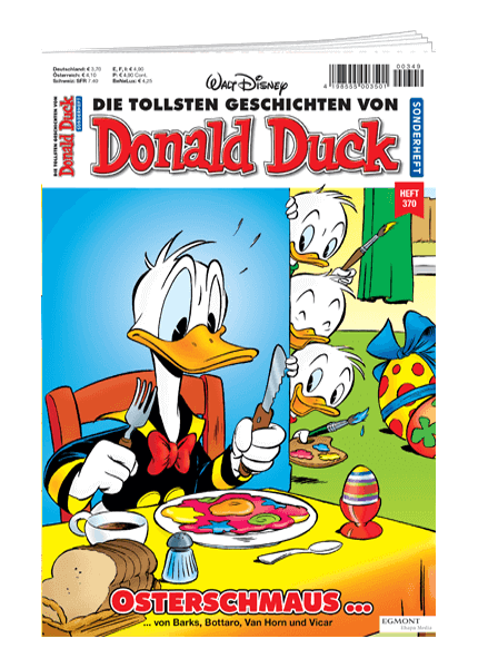 Donald Duck Sonderheft Nr. 370