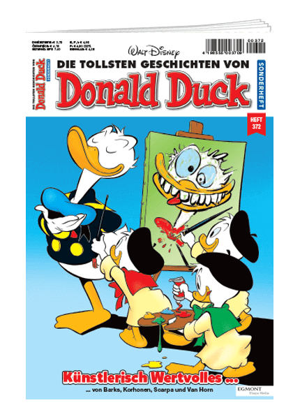 Donald Duck Sonderheft Nr. 372