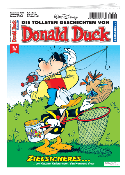 Donald Duck Sonderheft Nr. 376