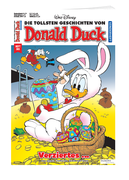 Donald Duck Sonderheft Nr. 383