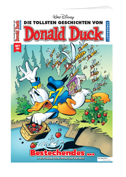 Donald Duck Sonderheft Nr. 384