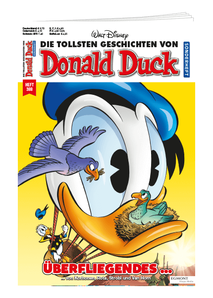 Donald Duck Sonderheft Nr. 388