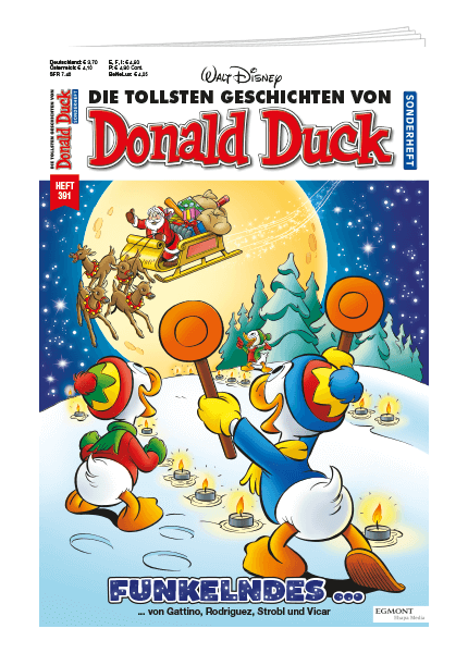 Donald Duck Sonderheft Nr. 391