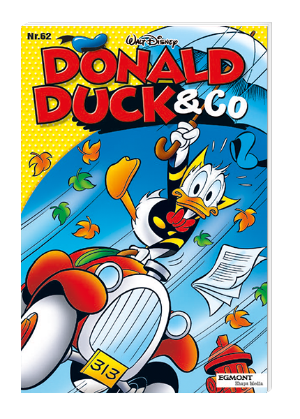 Donald Duck & Co Nr. 62