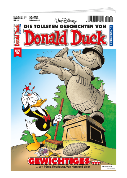 Donald Duck Sonderheft Nr. 399