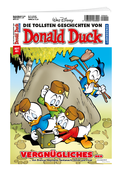 Donald Duck Sonderheft Nr. 401