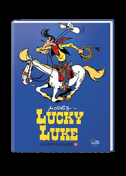 Lucky Luke - Die neue Gesamtausgabe Nr. 02