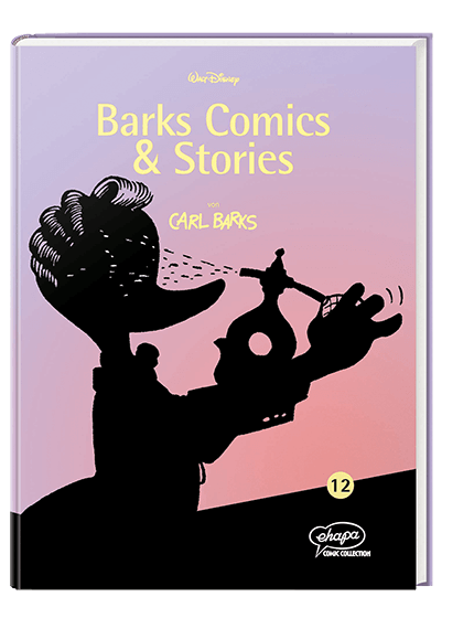 Barks Comics & Stories 12