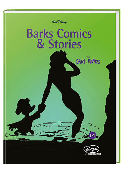 Barks Comics & Stories 14