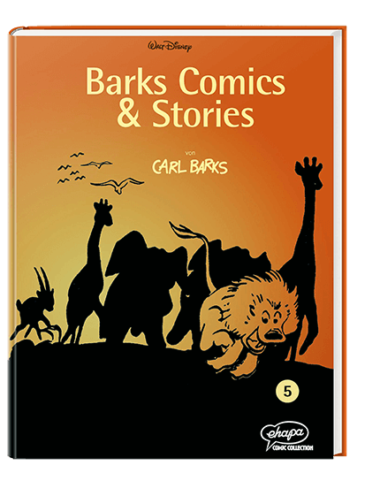 Barks Comics & Stories 05