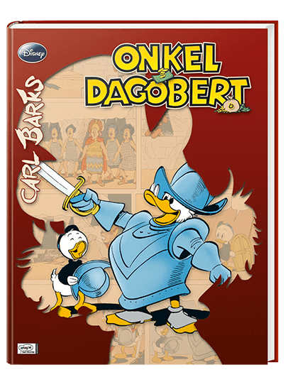 Carl Barks Onkel Dagobert - Band 06
