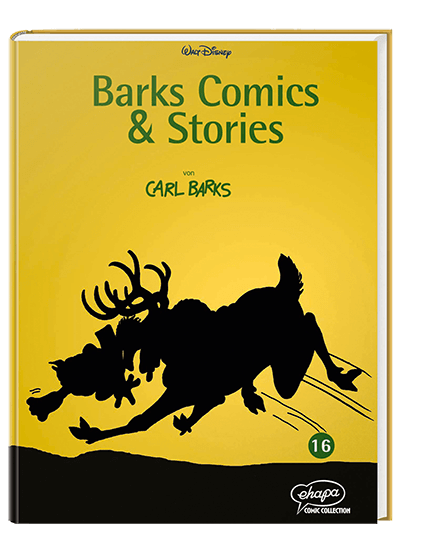 Barks Comics & Stories 16