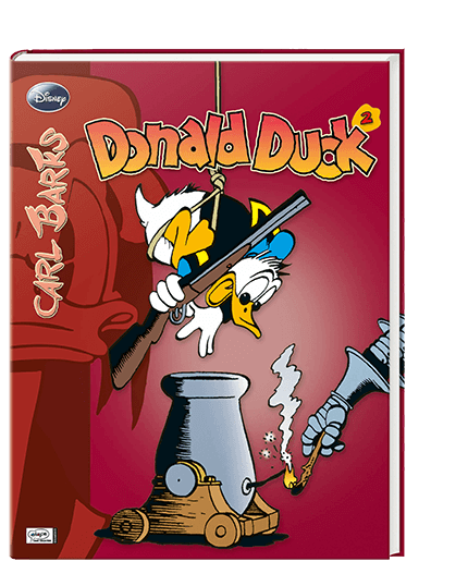 Carl Barks Donald Duck - Band 02