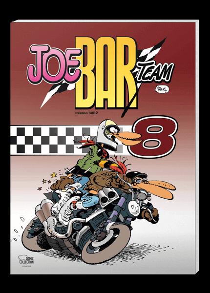 Joe Bar Team - Band 8