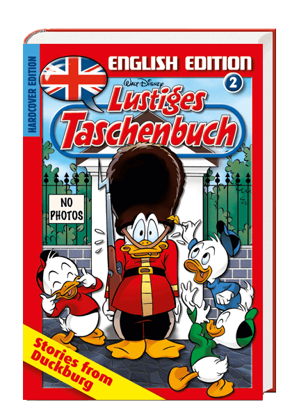 Lustiges Taschenbuch English Edition 2 - Stories from Duckburg
