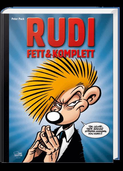 RUDI Gesamtausgabe - FETT  KOMPLETT