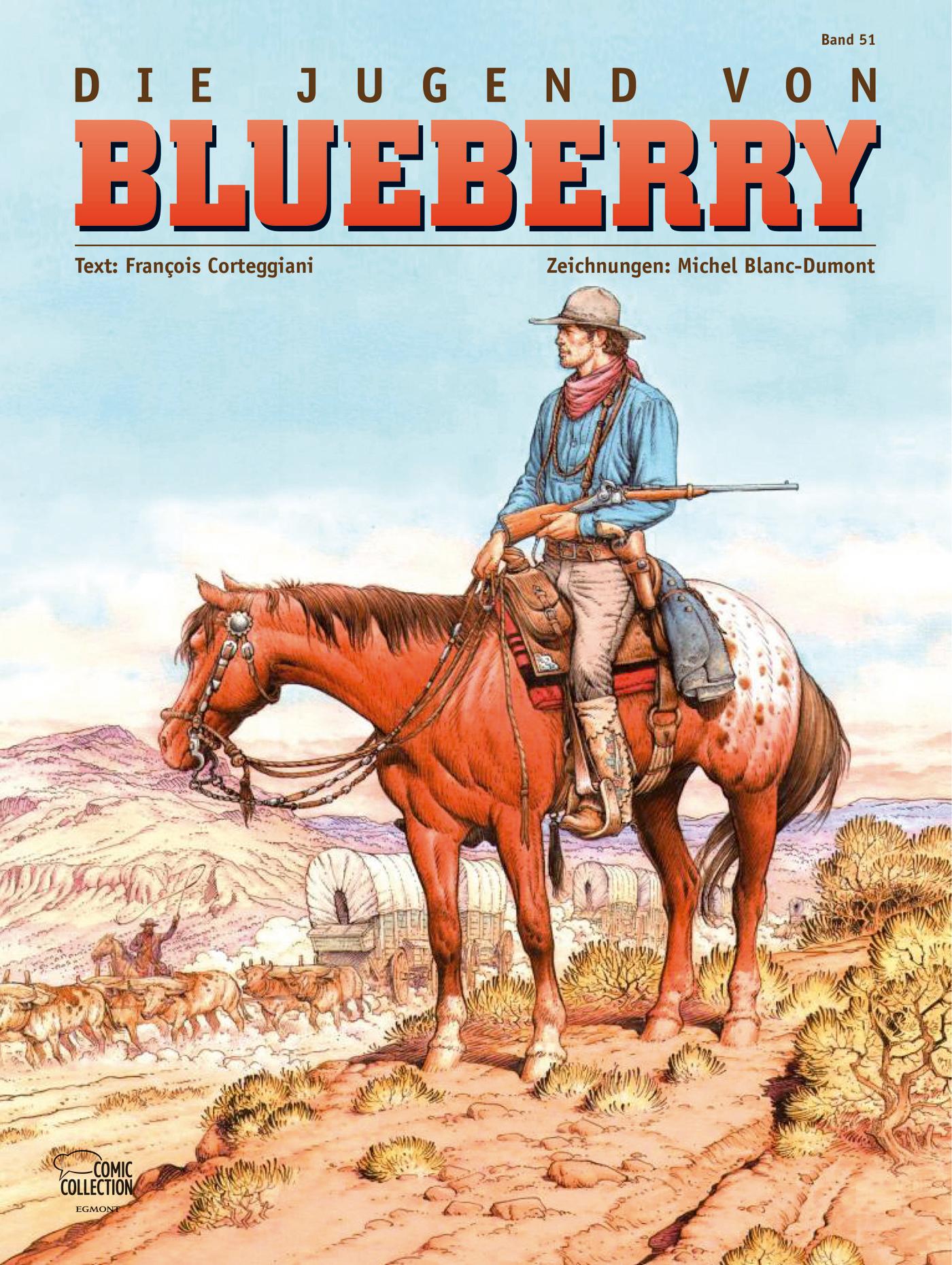 Blueberry 51 Die Jugend (22)