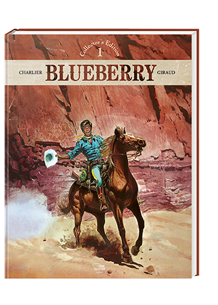 Blueberry - Collector's Edition Nr. 01