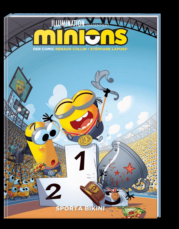 Minions - Sporta Bikini - Der Comic