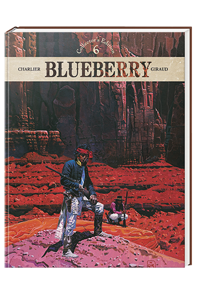 Blueberry - Collector's Edition Nr. 06