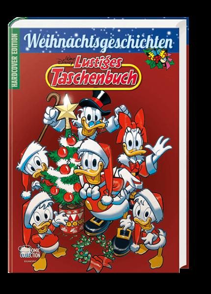 Lustiges Taschenbuch Weihnachtsgeschichten Nr. 07