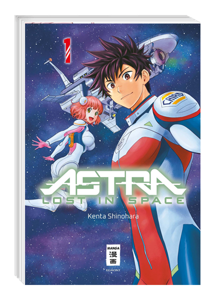 Astra – Lost in Space 01