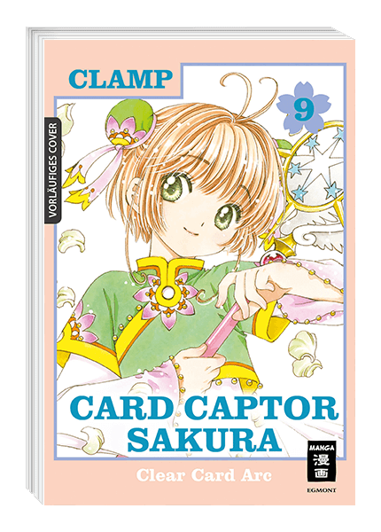 Card Captor Sakura Clear Card Arc 09
