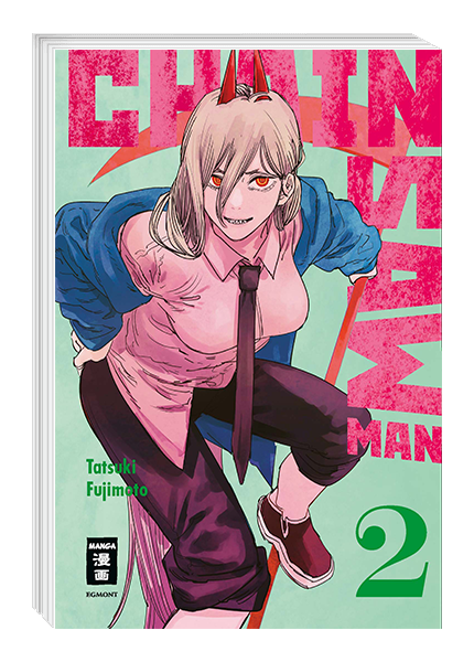 Chainsaw Man 02