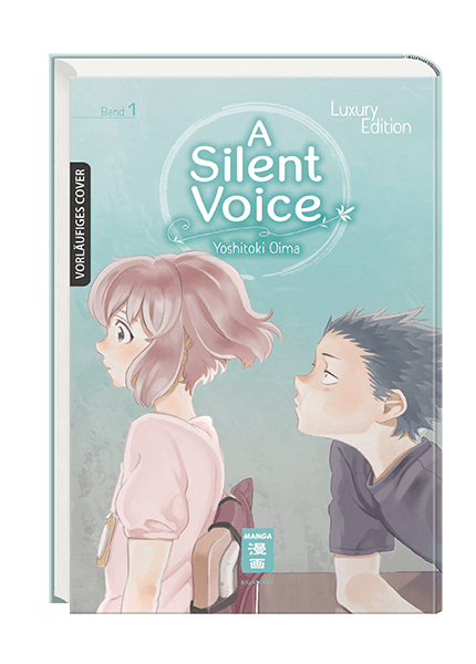 A Silent Voice - Luxury Edition 01