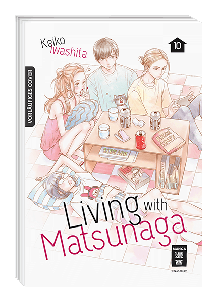 Living with Matsunaga 10