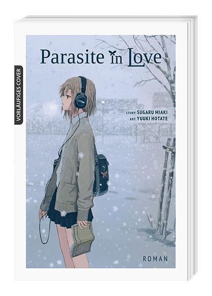 Parasite in Love - Roman