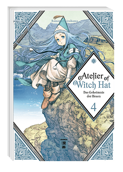 Atelier of Witch Hat - Limited Edition 04 - Das Geheimnis der Hexen
