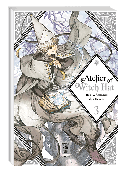 Atelier of Witch Hat - Limited Edition 03 - Das Geheimnis der Hexen