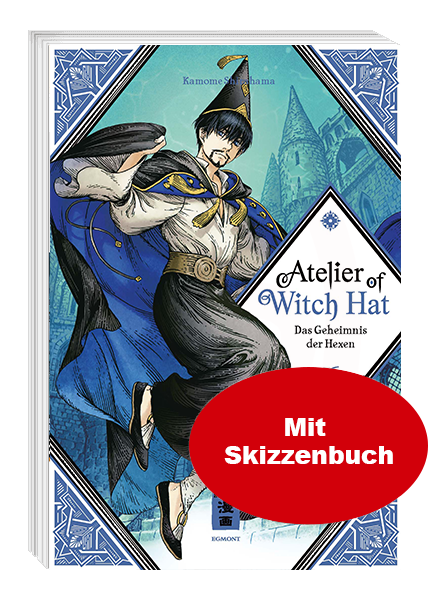 Atelier of Witch Hat - Limited Edition 06 - Das Geheimnis der Hexen