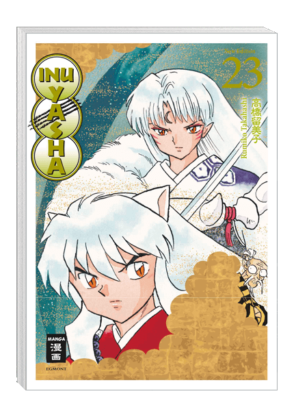 Inu Yasha New Edition 23